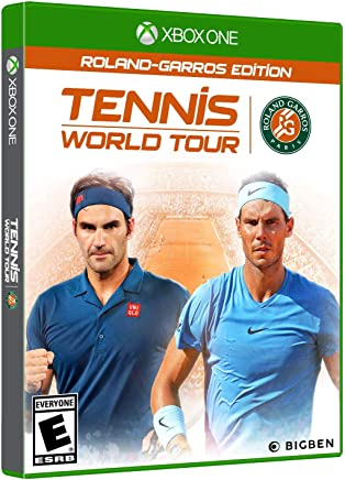 Tennis World Tour Roland-Garros Edition for Xbox One