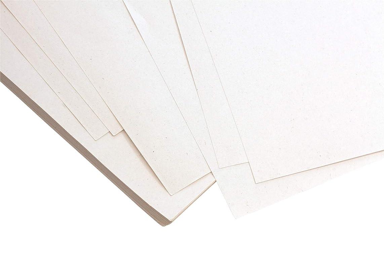 Jack Richeson 100833 35# Bulk Newsprint Paper 18x24 1000 Sheets