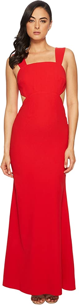 JILL JILL STUART - Side Cut Out Gown