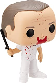 Funko Pop! Movies: Silence of Lambs-Hannibal Bd, Action Figure - 41966