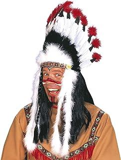 Widmann 3305B Indian Headdress Multi Coloured