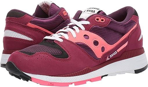 Maroon/Pink