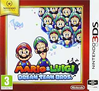 Mario And Luigi: Dream Team Bros