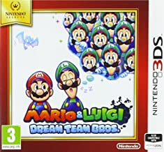 Mario And Luigi: Dream Team Bros 3Ds- Nintendo 3Ds