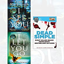 I See You, I Let You Go and Dead Simple 3 Books Collection Set