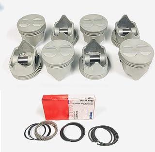 Sedona Entourage Kia//Amanti DNJ P184A Piston Set for 2008-2012 // Hyundai Sorento Veracruz // 3.8L // DOHC // V6 // 24V // 3778cc Azera