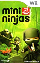 Mini Ninjas Wii Instruction Booklet (Nintendo Wii Manual Only - NO GAME) [Pamphlet only - NO GAME INCLUDED] Nintendo