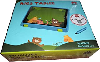 MediaPad T3 Kids Tablet 7-Inch, 8GB, Wi-Fi only, Space Grey With Kit Blue