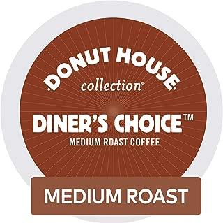 Donut House Collection Diner's Choice, Single Serve Coffee K-Cup Pod, Medium Roast, 72