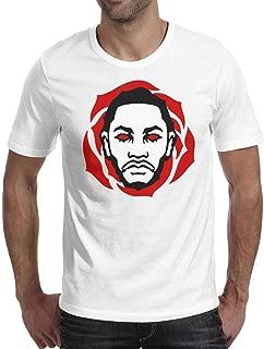 Mens American Football Short T-Shirt Outdoor Design Classic Athletic