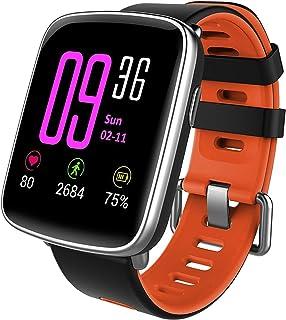 comprar comparacion Willful Smartwatch con Pulsómetro,Impermeable IP68 Reloj Inteligente con Cronómetro, Monitor de sueño,Podómetro,Calendario...