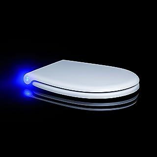 TATAY 4404601 - Flat Led Tapa y asiento para inodoro con luz