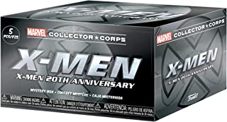 Funko Marvel Collector Corps Caja de suscripción, X-Men Movie 20th Annivesary Theme, Julio 2020, XXL T-Shirt