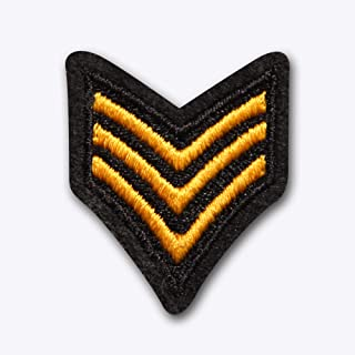 Tile Embroidered Badges - Army with Velcro (8859542028049)