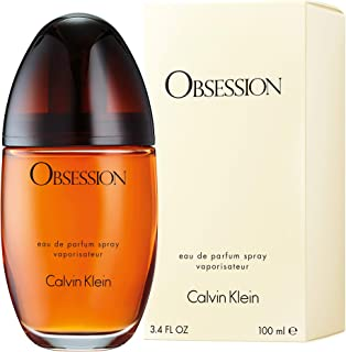 Obsession by Calvin Klein for Women - Eau de Parfum, 100ml