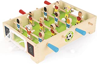 Janod Mini Baby-Foot Champions (j02070), Multicolor (