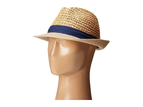 003456b6c7cd2 Steve Madden Two Weave Banded Fedora at 6pm