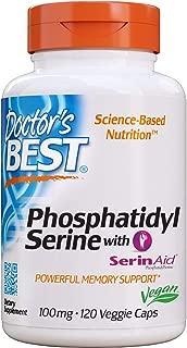 Doctor's Best Best Phosphatidyl Serine 100, 120-Count