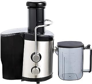 Amazon Basics Centrifugeuse / Extracteur de jus, 600W - noir