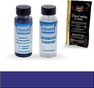 PAINTSCRATCH Obsidian Blue Pearl B-588P for 2019 Honda Ridgeline - Touch Up Paint Bottle Kit - Original Factory OEM Automotive Paint - Color Match Guaranteed