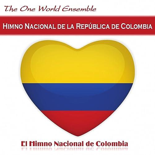 Amazon.com: Himno Nacional de la República de Colombia (El ...