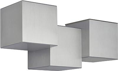 Sollux Lighting SL.0079 Lámpara de pared cuadrada para