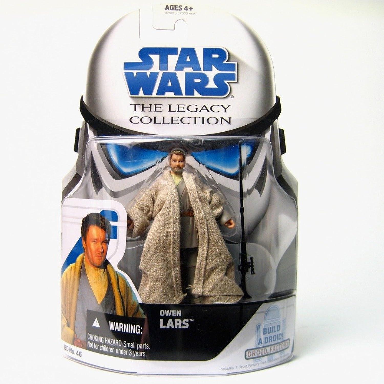 Star Wars  Legacy Collection  Owen Lars (Uncle Owen)  ca. 9 cm