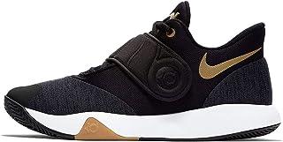 Nike Men`s KD Trey 5 VI Basketball Shoe Black/Metallic Gold/White Size 10.5 M US