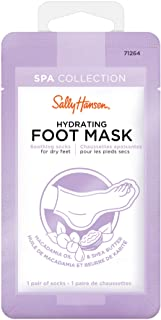 Sally Hansen - Hydrating Foot Mask, 1 Count