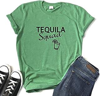 Tequila Squad T-Shirt - Funny Cute shirt - 5 de Mayo - Cinco de Mayo TShirt - Girls Night Out Tee