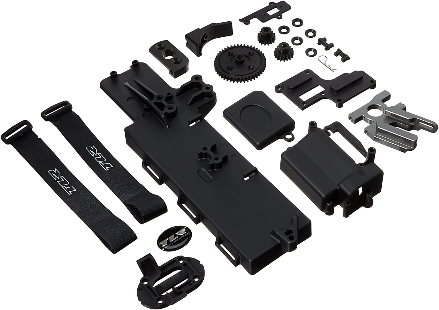 Losi 8IGHT Electric Conversion Kit Hardware Package, LOSA0912