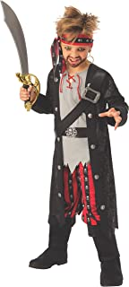 Rubies Swashbuckling Boys Childs Pirate Costume