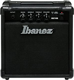 Ibanez Bass Combo Amplifier, Black (IBZ10B)