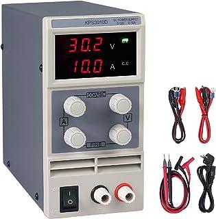 0-30 V 0-10 a Digital DC Power Supply Réglable Bloc d/'alimentation de laboratoire VLP transformateur