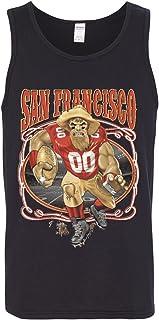San Francisco Fan   SF Fantasy Football   Mens Sports Graphic Tank Top