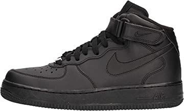 air force 1 ragazza nere