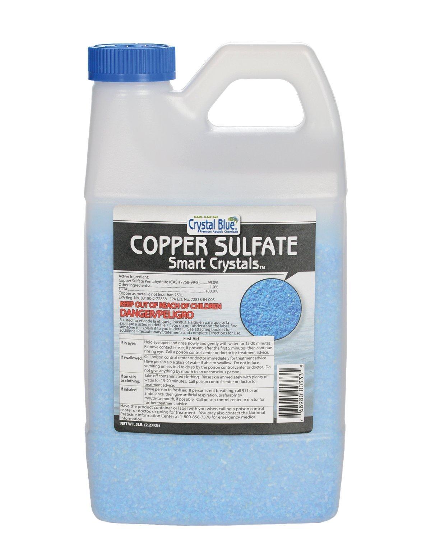Crystal Blue Copper Sulfate Algaecide
