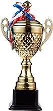 Juvale winningskostuum - grote trofee met 38,6 cm hoogte - voor wedstrijden, sporttoernooien, schoolwedstrijden, verjaarda...