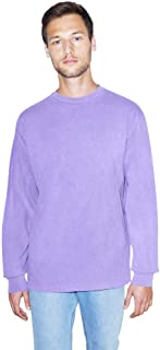 American Apparel Heavy Jersey Long Sleeve Box T-Shirt