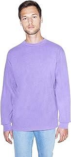 American Apparel Heavy Jersey Long Sleeve Box T-Shirt