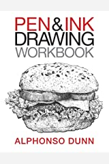 Pen and Ink Drawing Workbook: 2 Paperback