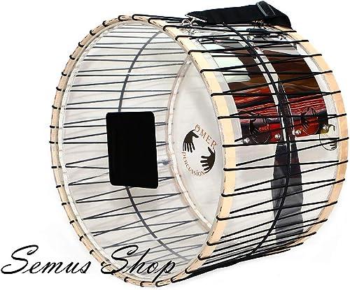 Davul Orientalische PLEXI Profi 52 cm Schlagzeug Handmade mit LED (20)