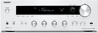 ONKYO ネットワークステレオレシーバー ハイレゾ音源対応 シルバー TX-8050(S)