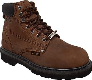 حذاء عمل AdTec رجالي بطول 15.24 سم من الصلب 1981