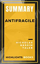SUMMARY: Antifragile - The Best Highlights and Key Concepts | Save Money and Time With Summaries | Nassim Nicholas Taleb