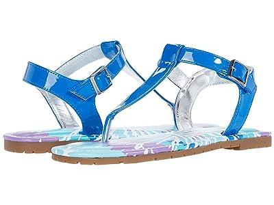 Nina Kids Heddy (Toddler/Little Kid/Big Kid) (Blue Patent) Girl