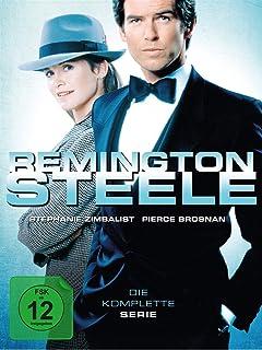 Remington Steele - Die komplette Serie