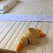 Lumaland banda para unir colchones 200x25cm: Amazon.es: Hogar