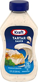 Kraft Tartar Sauce (12 oz Bottle)