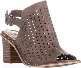 Chinese Laundry Christabel Peep-Toe Sling-Back Sandals, Toffey, 8.5 US / 39 EU